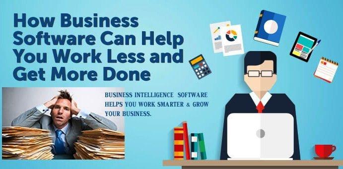 business-software work smarter