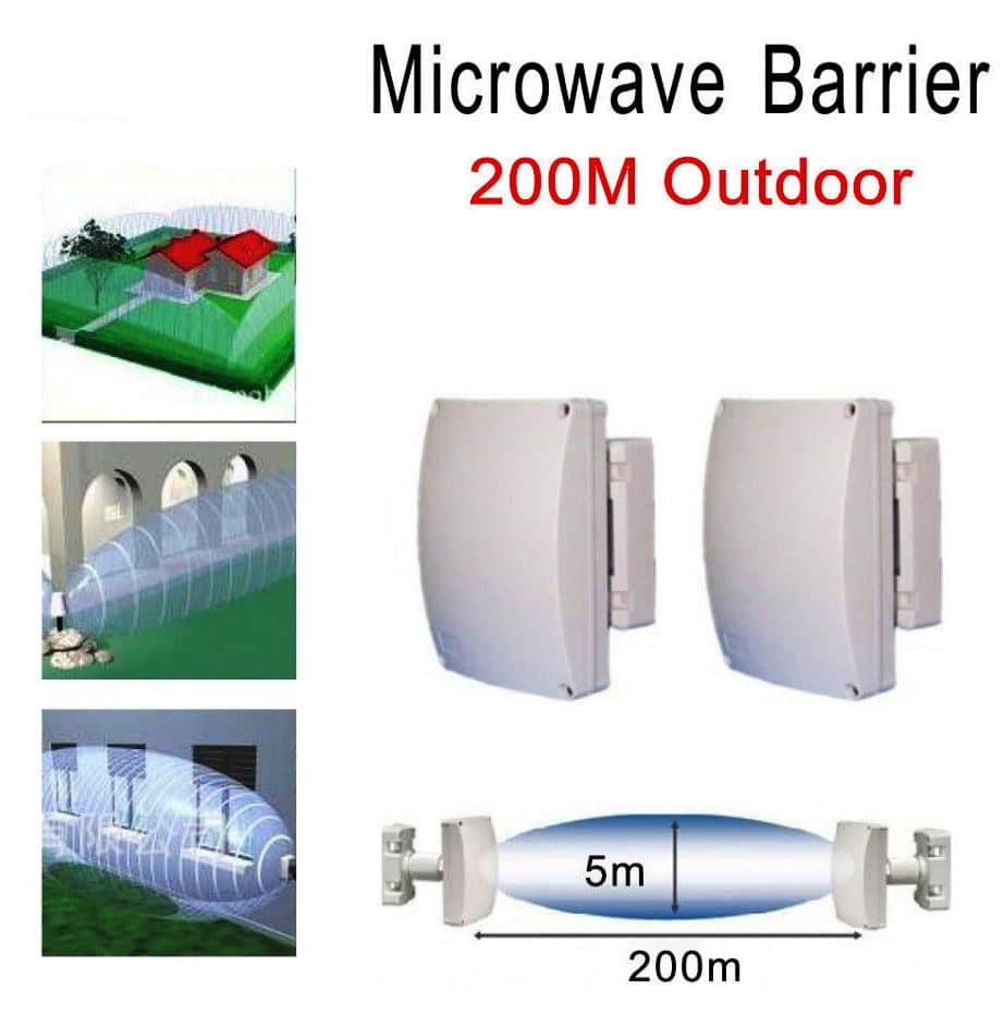 Microwave Barrier