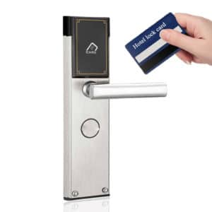 electronic key lock