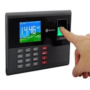 time-attendance biometric machine