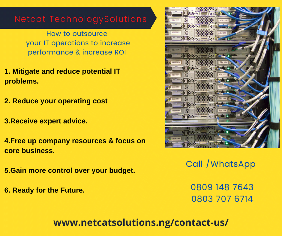 Read more about the article Outsourced IT Services – IT Consultant