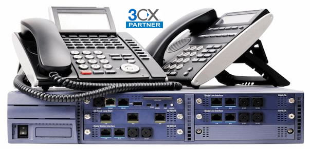 unified-communication-system-Mitel-MiCloud or 3CX VoIP